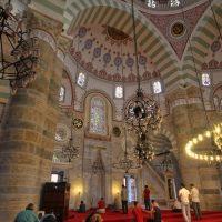 Мечеть Михримах султан в Эдирнекапы 10