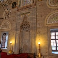 Мечеть Михримах султан в Эдирнекапы 11