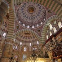 Мечеть Михримах султан в Эдирнекапы 12