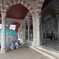 Мечеть Михримах султан в Эдирнекапы 14
