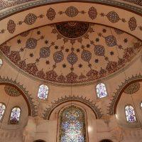 Мечеть Михримах султан в Эдирнекапы 15