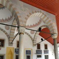 Мечеть Михримах султан в Эдирнекапы 16