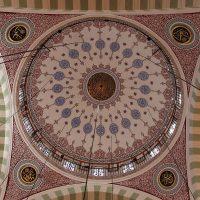 Мечеть Михримах султан в Эдирнекапы 17