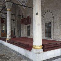Мечеть Михримах султан в Эдирнекапы 19