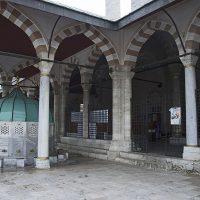 Мечеть Михримах султан в Эдирнекапы 20