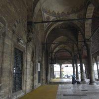 Мечеть Михримах султан в Эдирнекапы 21
