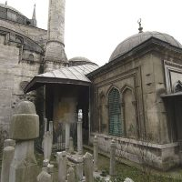 Мечеть Михримах султан в Эдирнекапы 22