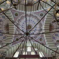 Мечеть Михримах султан в Эдирнекапы 24
