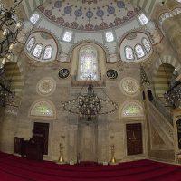 Мечеть Михримах султан в Эдирнекапы 25