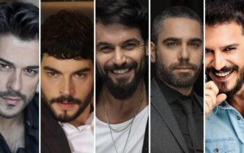 ТОП 10 - Самый красивый турецкий актёр